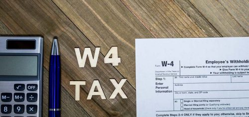 Form W-4 for 2020 Employee Withholding